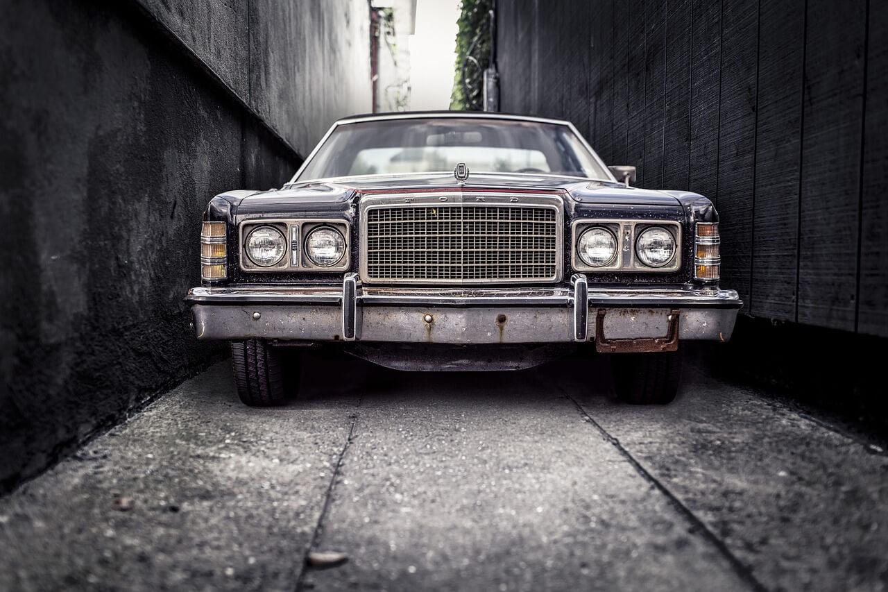 Ford, Oldtimer